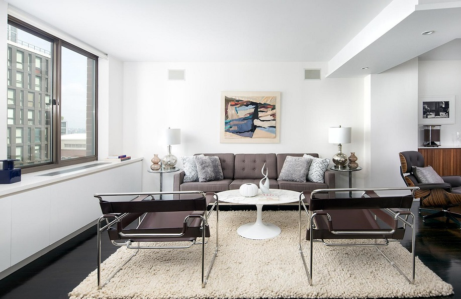 Apartment Staging: The Mid-Century-Modern Way | Furnish Green
